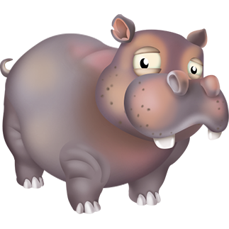 File:Grey Hippo.png