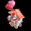 Valentines Wagon