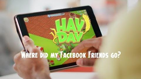 Hay Day Where did my Facebook Friends go?