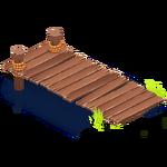 Riverboat Dock-Locked