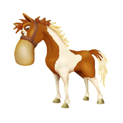 File:Pinto Horse Eating.png