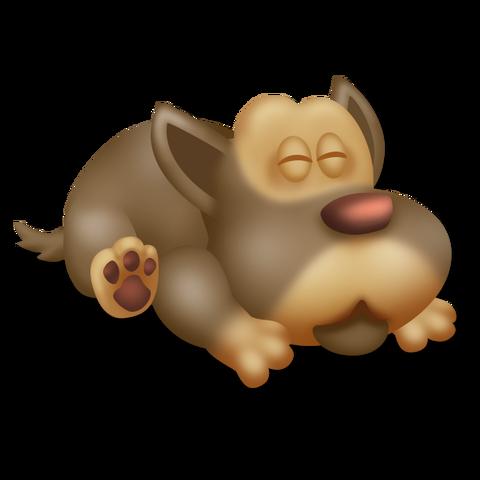 File:Pinscher Puppy Sleeping.png