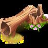 Dry Log