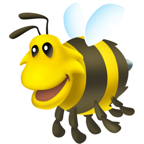 File:Honey Bee.png
