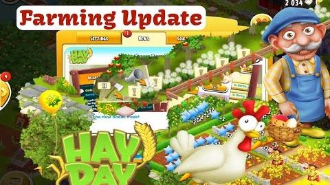 Hay Day - Farming Update - Chat and Play, Update Q&A.