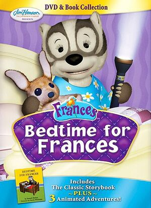 Bedtime for Frances DVD