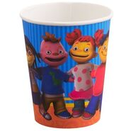 Sid the Science Kid 9 oz. Cups (8)