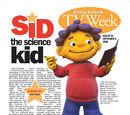 Sid the Science Kid media coverage