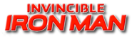Invincible Iron Man Vol 3 logo