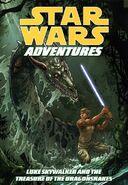 Star Wars Adventures Volume 3 - Luke Skywalker and the Treasure of the Dragon Snakes