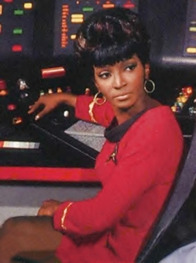Image result for nyota uhura