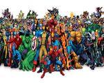 Marvel Comics heroes