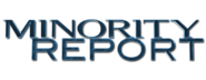 Minority Report logo