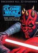 Star Wars - The Clone Wars - The Complete Season Four