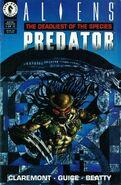 Aliens vs. Predator - The Deadliest of the Species Vol 1 1