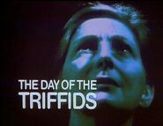 Day of the Triffids title card