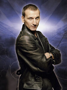 Ninth Doctor 001