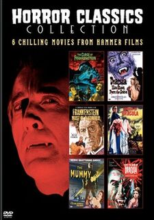 Hammer Horror Classics Collection
