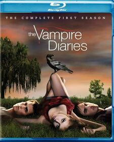 Vampire Diaries - The Complete First Season - Blu-ray
