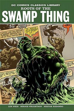 DC Comics Classics Library - Roots of the Swamp Thing