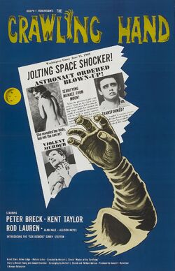The Crawling Hand (1963)