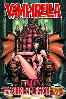 Vampirella and the Scarlet Legion Vol 1 2