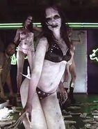 Zombie stripper 002