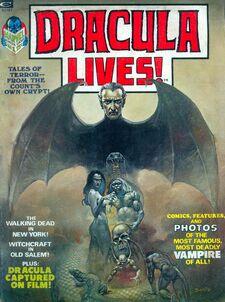 Dracula Lives Vol 1 1