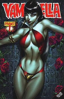 Vampirella Vol 4 1A