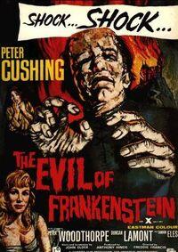 Evil of Frankenstein (1964)