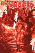 Vampirella Vol 4 2E