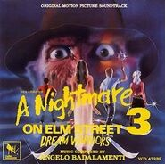 A Nightmare on Elm Street 3 - Dream Warriors (Soundtrack)