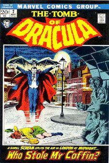 Tomb of Dracula 2
