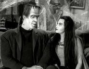 Herman and Lily Munster 003
