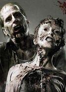 Walking Dead zombies 001