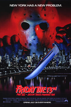 Friday the 13th Part VIII - Jason Takes Manhattan (1989)
