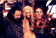 Rob Zombie, Sheri Moon Zombie, Rainn Wilson