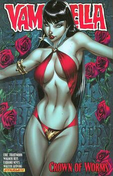 Vampirella - Crown of Worms (TPB)