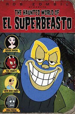 Haunted World of El Superbeasto