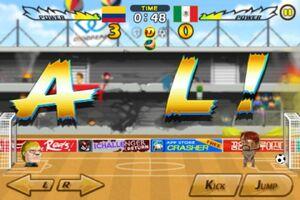 Colombia VS Mexico 0