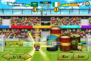 Ireland VS Saudi Arabia 2