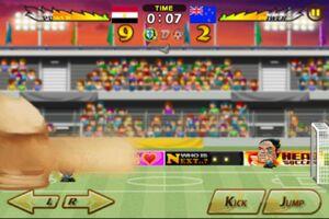 Egypt VS New Zealand 2