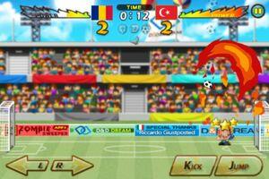Romania VS Turkey 3