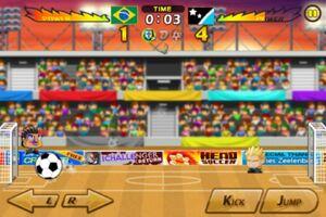 Brazil VS Super Saiyan 1