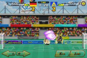 Germany VS Cyborg 3