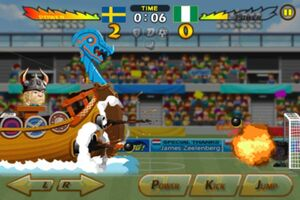 Sweden VS Nigeria 7
