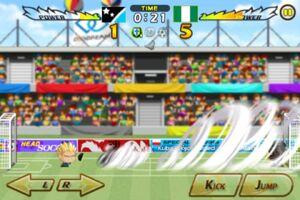 Nigeria VS Super Saiyan 3