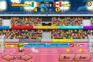 Ireland VS Canada 3