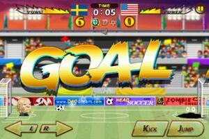 Sweden VS USA 6