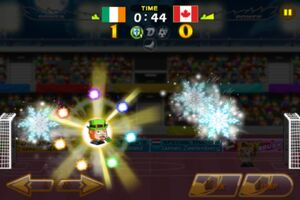 Ireland VS Canada 8